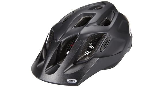 ABUS MountK Helm velvet schwarz